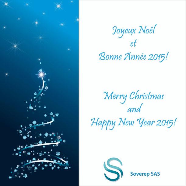 Bonnes fêtes de fin d'année!   Soverep